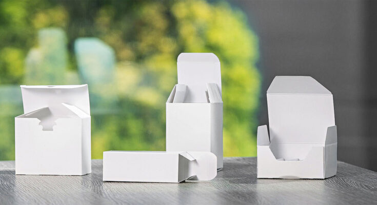 Custom Printed Folding Boxes