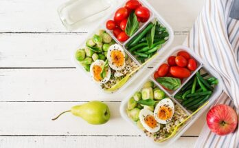 How To Meal Plan And Hit Your Goals